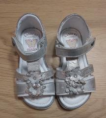 Lasocki srebrne sandalice