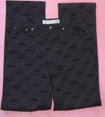 Krizia jeans dizajnerske  hlače
