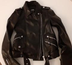 Kožna jakna xs