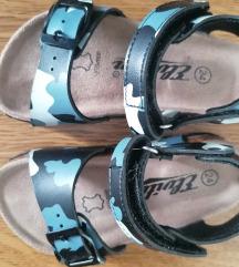 Dječje kožne sandalice Elviton 23