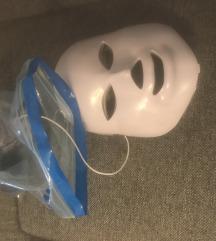 Maska za pomlađivanje lica (led) terapija svjetlom