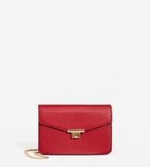 Mango crvena torbica