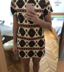 ASOS etno print haljina