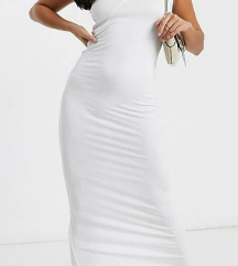 Asos bijela uska haljina