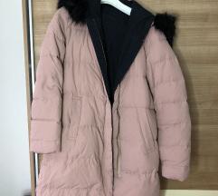 Zimska jakna na dvije strane, zara