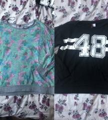 H&M majice s dugim rukavima L lot