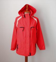 Crvena ženska sportska jakna vel. XL