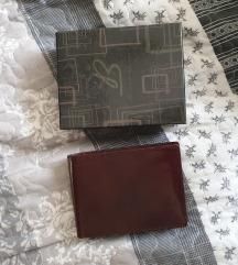 Novi kožni novčanik