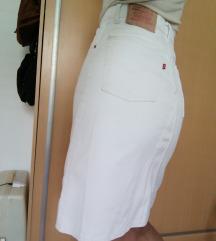 Levi Strauss & co suknja