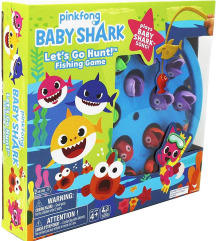 Igra pecanja baby shark