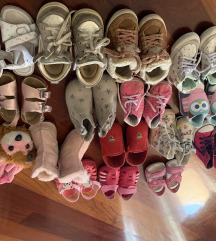 Razne patike sandale i cizme 19-22