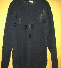 Vintage pulover vel L