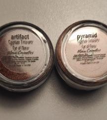 Meow Cosmetics pigmenti NOVO