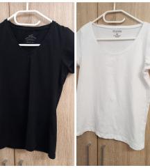 Crna i bijela majica
