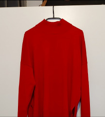Mohito crvena dolčevita tunika