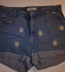 Kratke jeans hlačice