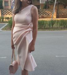 Asos design scuba haljina, 38 velicina