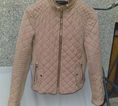 %%%ZARA WOMEN elegantna strukirana jaknica 38
