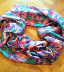 Velika šarena marama