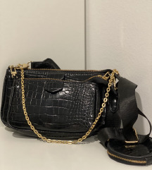 Crna torbica like Louis Vuitton
