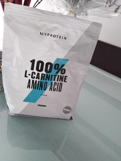 MYPROTEIN 100% L-CARNITINE AMINO ACID 1kg