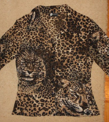 ORSAY tigrasta bluza