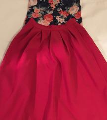 Lot suknja + top