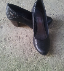 %%S OLIVER prava kožna cipelice