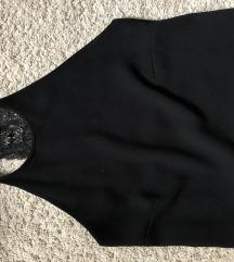 Zara majica bez leđa