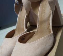 Asos cipele puder boja NOVE