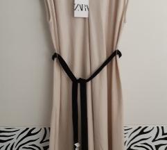 Nova krem haljina