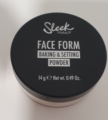 sleek baking puder - light nijansa