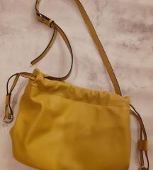 Deichmann žuta torba