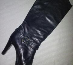 Marella kožne čizme