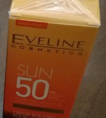Eveline Sun krema za lice SPF 50