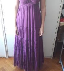 Naf Naf dugačka haljina