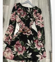 Svecana cvijetna haljina