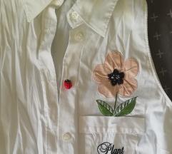 % Moschino bijela košulja sa PT