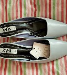 Sandale ZARA pastel, kitten peta %%%%%NOVO