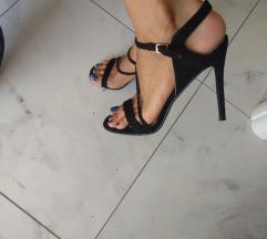 Sandale na petu **NOVO