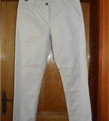 Chino hlače krem/bež boje