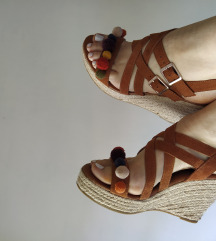 BoHo sandale by Heidi Klum