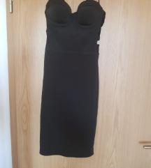Crna guess haljina
