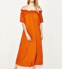Trazim Zara narančastu haljinu