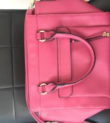 Pink torbica, kao nova