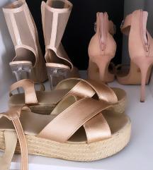 Women secret sandale na punu petu