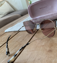 rose gold miu miu original naocale