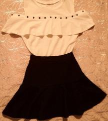 Lot Suknja i majica, ukljucena pt