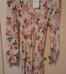 Zara hit duga maxi cvjetna haljina novo