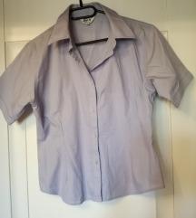 Plava košulja kratkih rukava